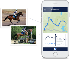 horse riding tracker app- huufe