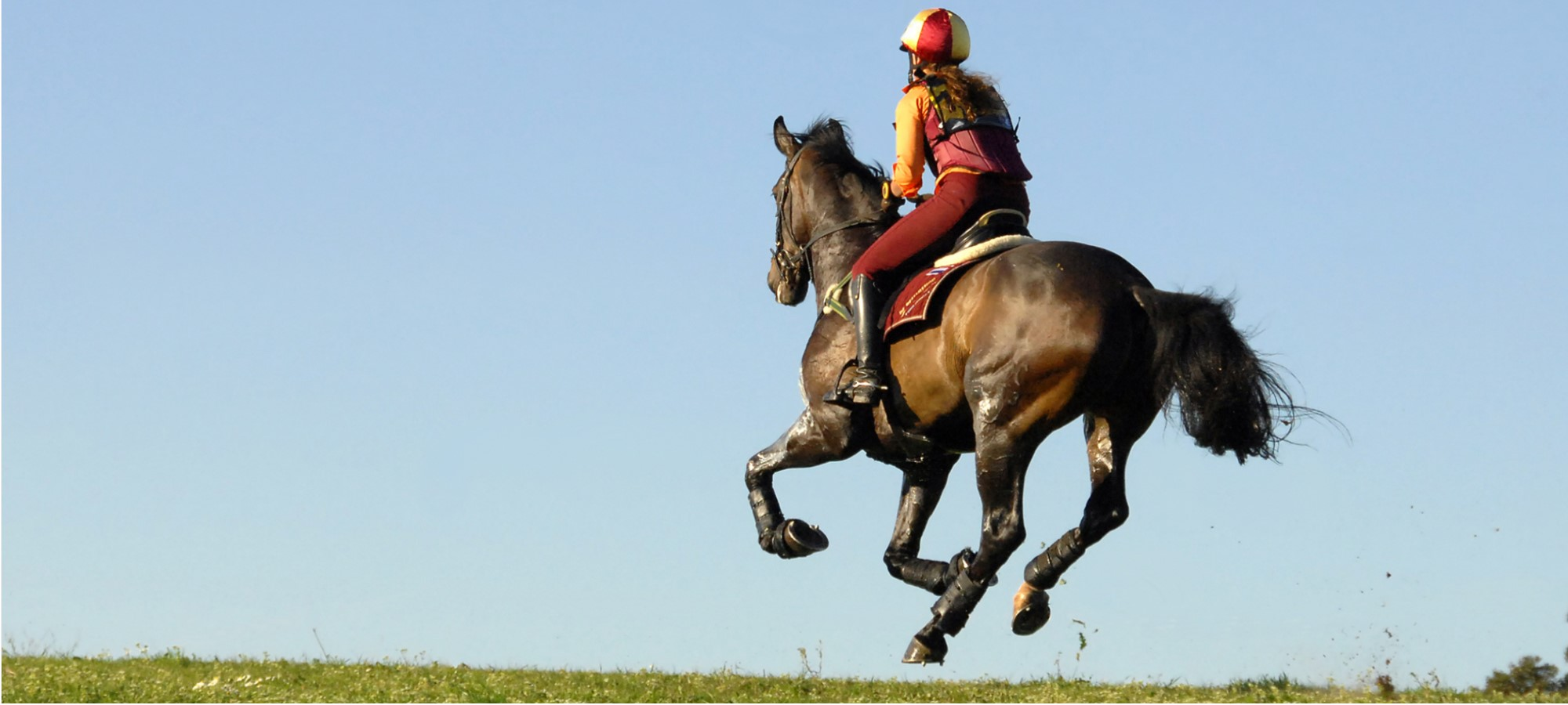 rider fitness for the eventing season
