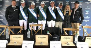 Longines Horse Riders Winning