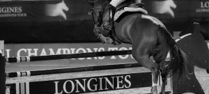 Horse Showjuming in Longines competition